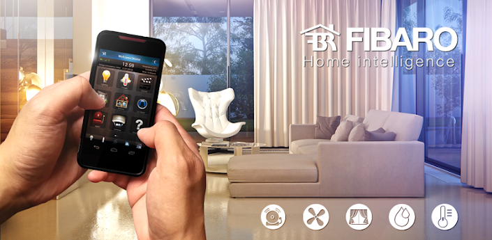 Aplikacja FIBARO na ANDROIDA