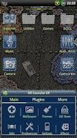 Screenshot of Denim GO Launcher Theme