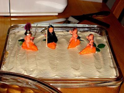 Cake Wrecks Baby Riding Carrots