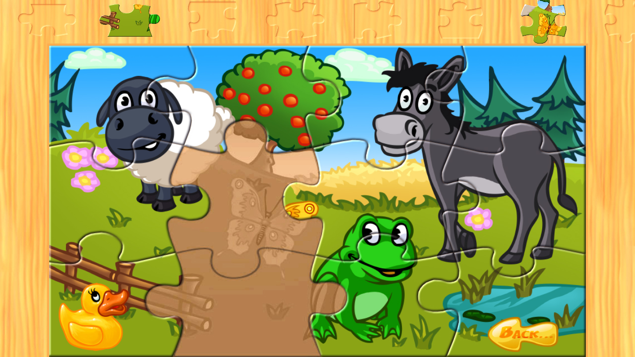 Uncategorized Free Animal Puzzles animal farm puzzle for kids android apps on google play screenshot
