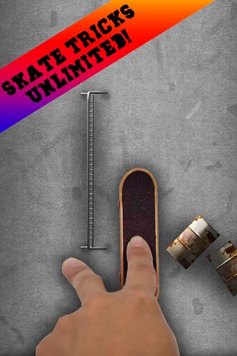 Finger Skate XL