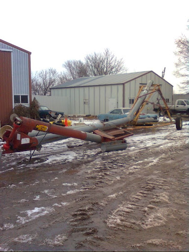 Viewing a thread - Grain auger back from the dead  Before