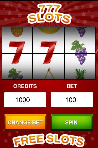 Seven Slots Machine Free