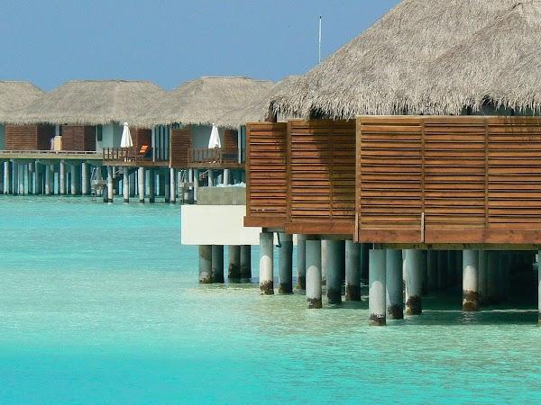 Cazare Maldive: Velassaru laguna blue