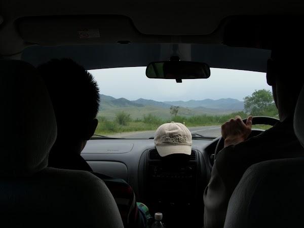 Transport Mongolia: taxi spre Ulaan Bataar