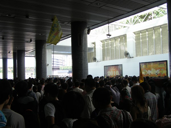 Imagini China: gara Guangzhou