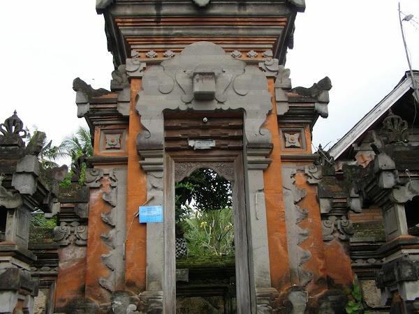Imagini Indonezia: Bali templu
