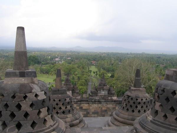 Obiective turistice Indonezia: Borobudur