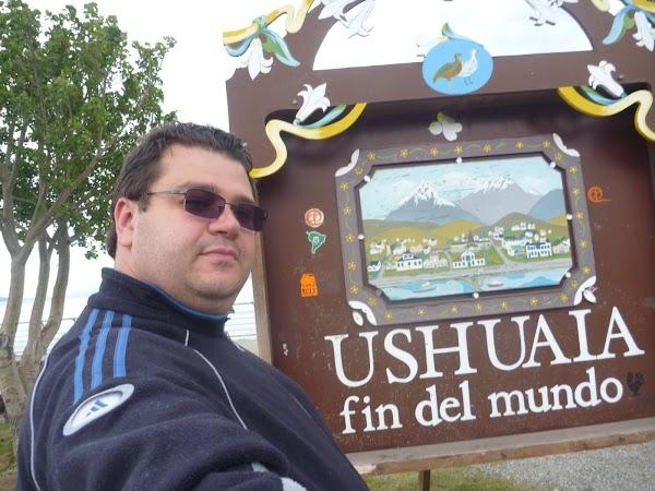 Imagini Argentina: Ushuaia fin del mundo