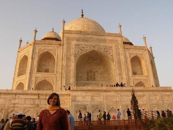 Obiective turistice India: Taj Mahal, Agra