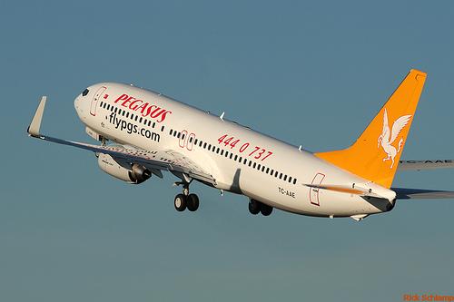 Pegasus Airlines Bucuresti - Istanbul