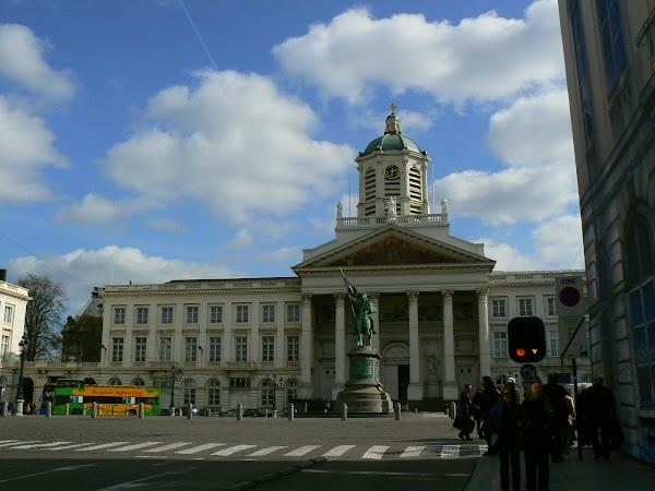 Obiective turistice Belgia: Royal Place, Bruxelles
