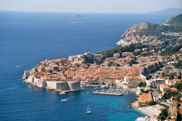 Obiective turistice Croatia: Dubrovnik Descoperiti Balcanii