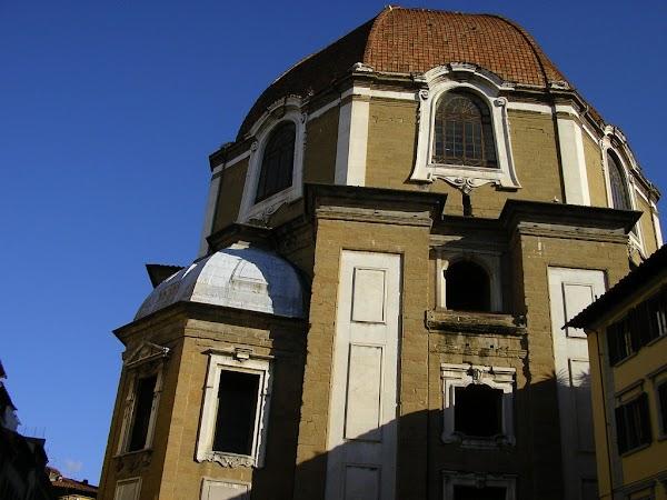 Obiective turistice Italia: Capela di Medici, Florenta