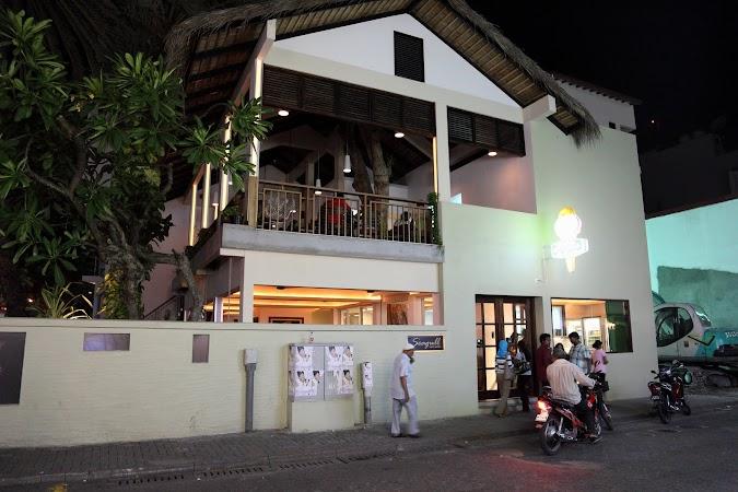 Imagini Maldives: Seagull cafe.JPG
