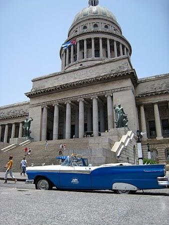 Obiective turistice Cuba:  Havana - Capitoliul.jpg