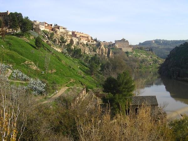 Obiective turistice Spania: raul Tejo.JPG