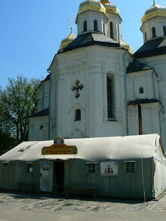 Obiective turistice Ucraina: Boriso-Hlibitsky Church Cernighiv