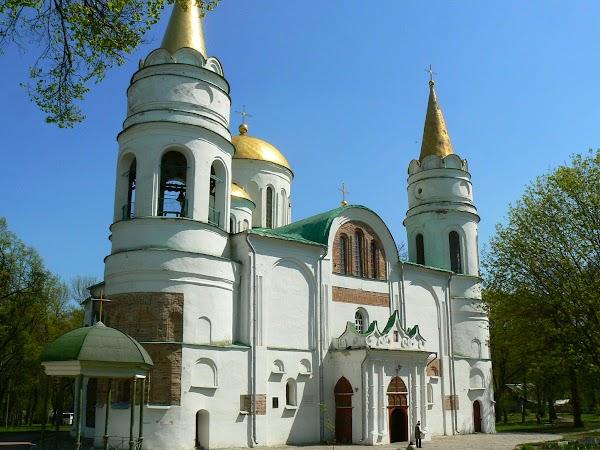 Obiective turistice Ucraina: Schimbarea la fata, Cernighiv