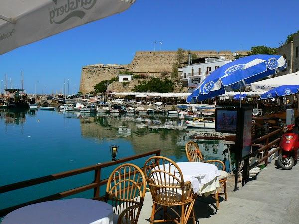 Obiective turistice Cipru de Nord: la pas prin port.JPG