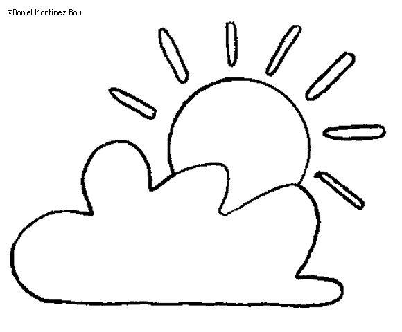 Dibujos Del Sol Para Colorear E Imprimir: PINTAR SOLES. LAMINAS DEL SOL