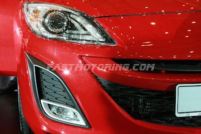 Mazda 3 Lights