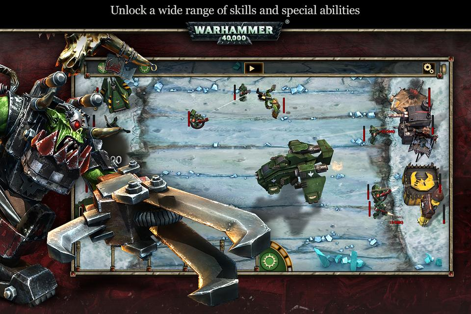 WH40k: Storm of Vengeance- screenshot