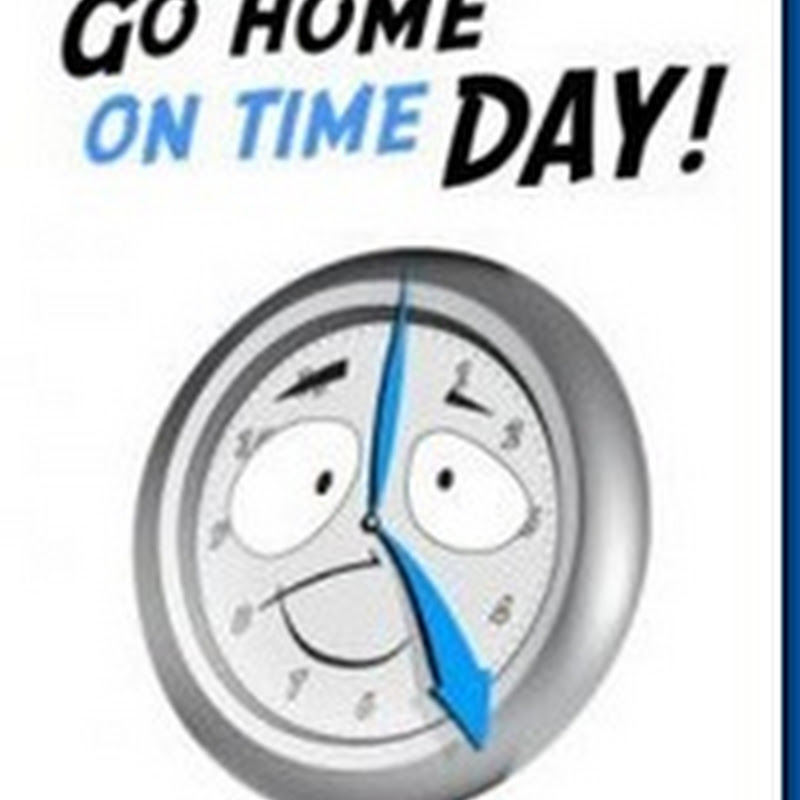 Go Home on Time Day (en Australia)