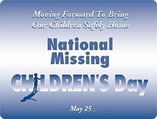 missing children day