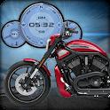Harley Davidson Night Rod LWP icon