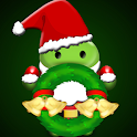 ChristmasRings (adw apex nova) icon
