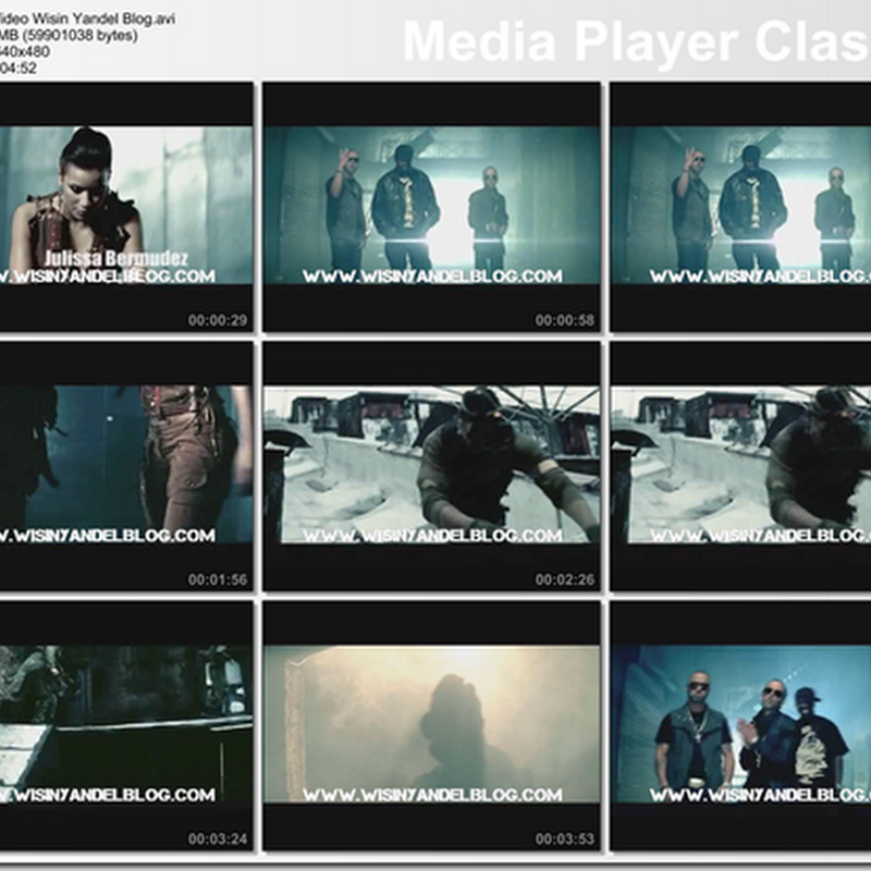 "DESCARGAR: Video ""Mujeres en el Club"" HQ – Wisin & Yandel ft. 50 Cent"