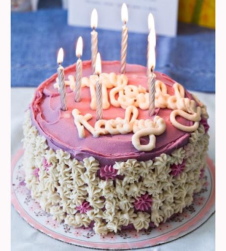 Happy Vegan Birthday To Me And A Babycakes Cake Vegan Recipe