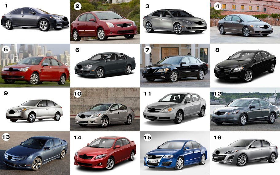 Name That Car Picture Quiz By Hokiemcd
