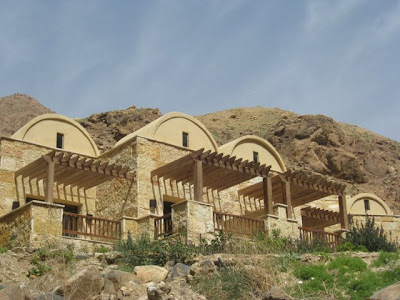 Six Senses Spa in Jordan