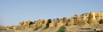 Jaisalmer Fort in Rajasthan