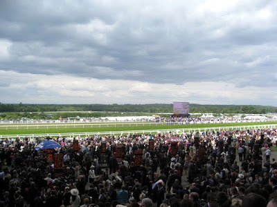 Ascot Racecourse during Royal Ascot in England