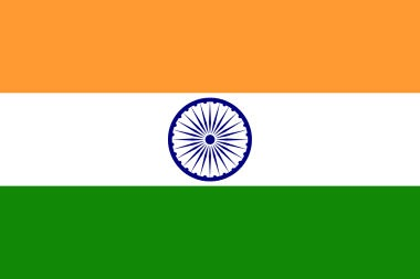 Flag of the Republic of India