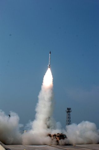Advanced Air Defence (AAD) Anti-Ballistic Missile Defense