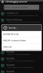 PDB Book Reader - screenshot thumbnail