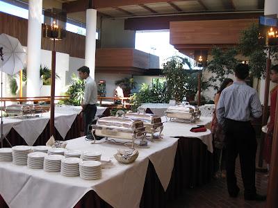 Indian wedding food Part 1