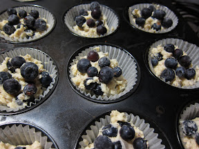 photo of muffins ready to be baked