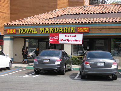 National City trip (Royal Mandarin, Lisa's Filipino Cuisine, Niederfrank's ice cream)