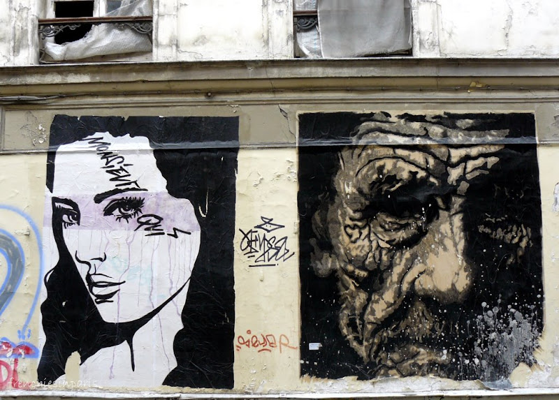 Street Art Paris insolite et surprenant (Sortir à Paris) 86