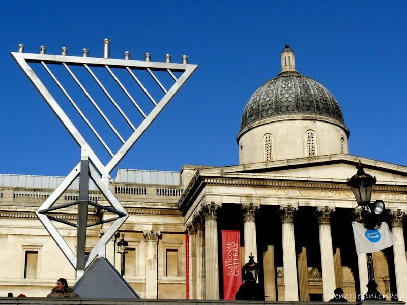 Londres insolite et éphémère : de Leake street à Trafalgar Square 1