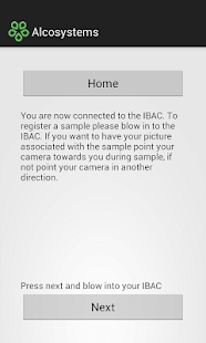 IBAC alcosystems consumer- screenshot thumbnail