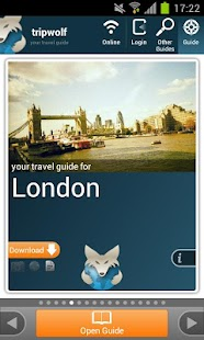 London Travel Guide - screenshot thumbnail
