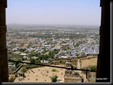 View of Chittorgarh