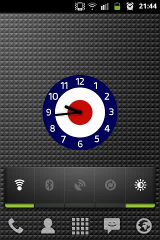 UK clock