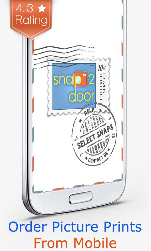 Snap2door - Print Your Moments - screenshot
